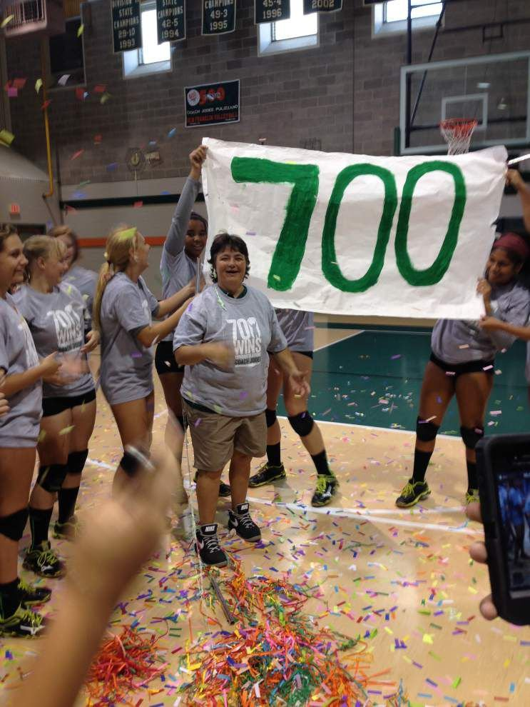 Jodee Pulizzano reaches 700-win milestone, and keeps going _lowres