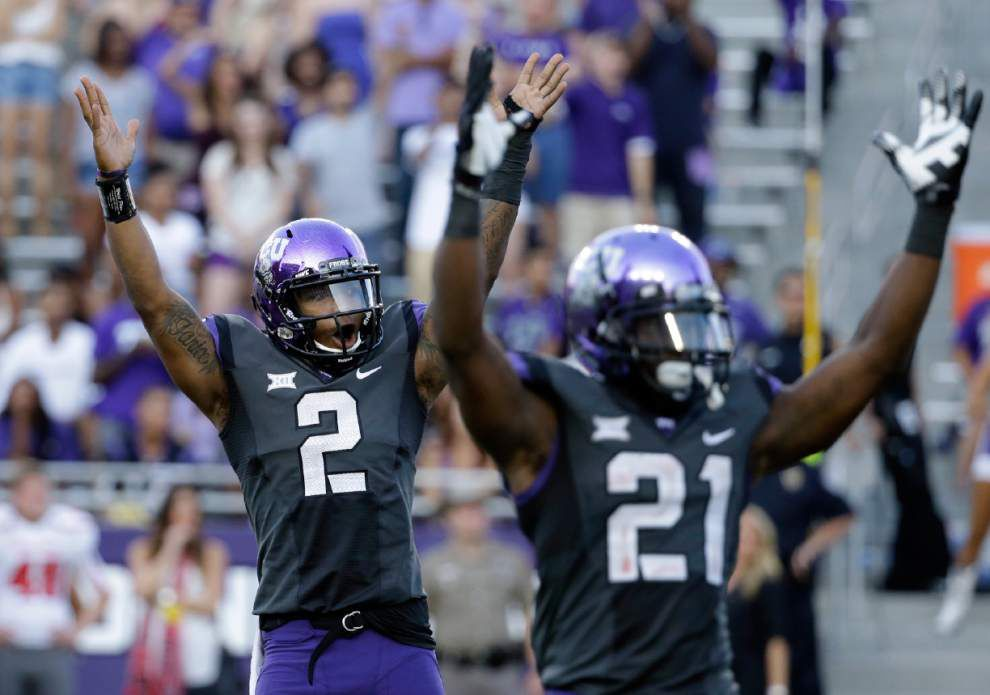 High scoring, other factors might bring about changes to shorten college football games _lowres