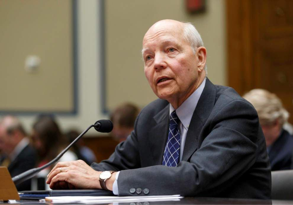 IRS head says no laws broken in loss of emails _lowres