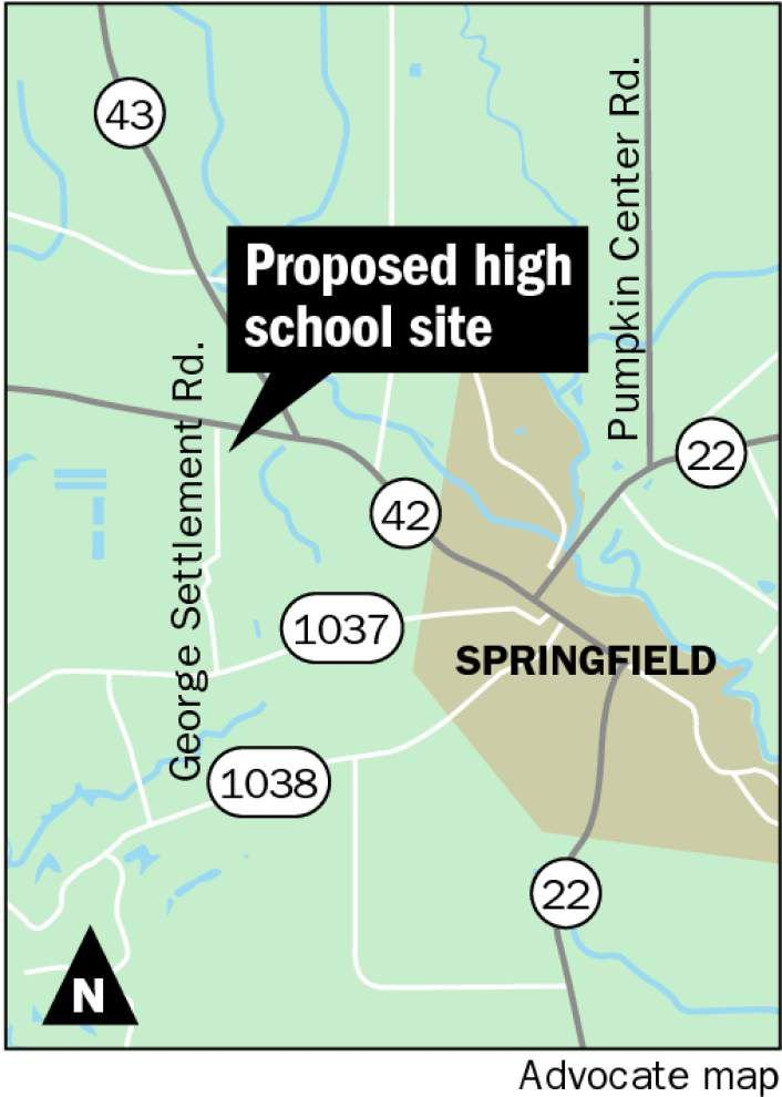 Livingston School Board calls for election for tax-and-bond issue to build new high school in the Springfield area _lowres