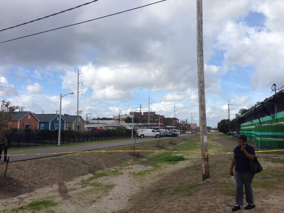 Body found Friday morning near Lafitte Greenway in New Orleans _lowres