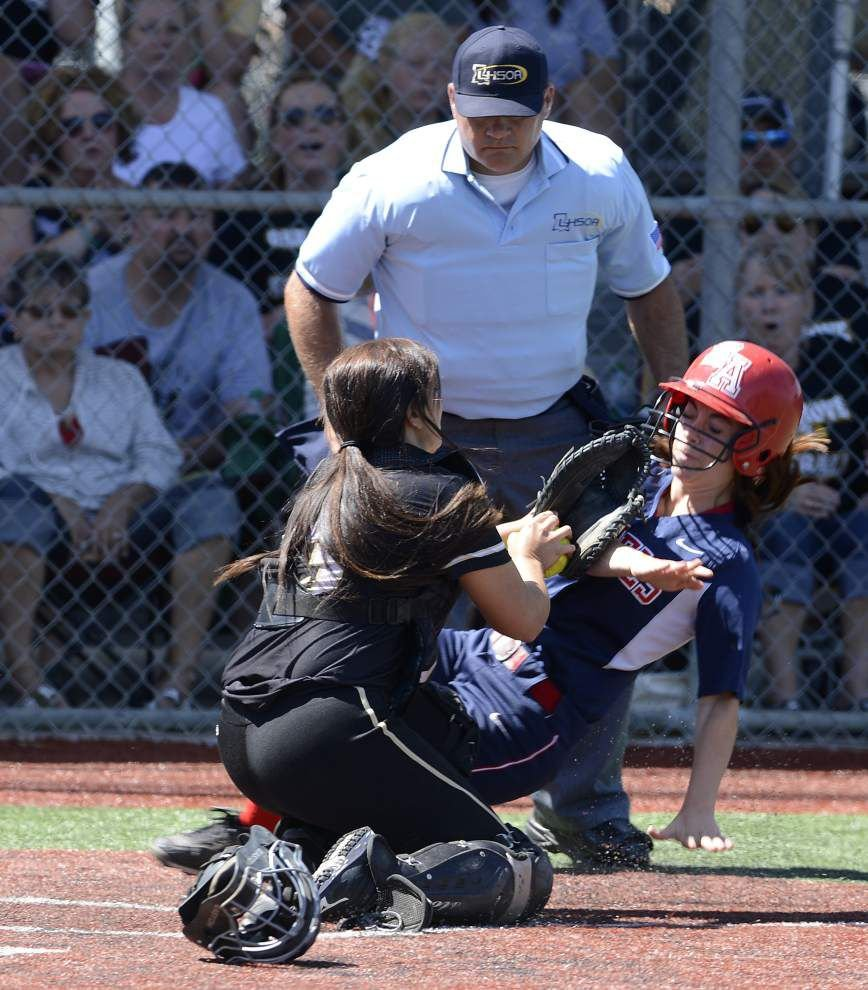 Riverside falls to Oak Grove in Class 2A softball semifinals _lowres