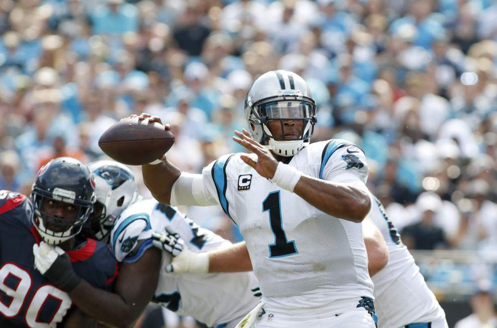 Gameday preview: Saints at Panthers _lowres