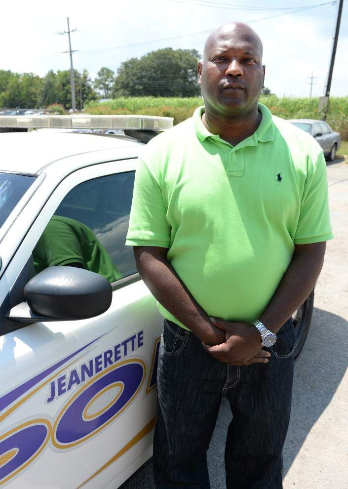 Jeanerette's new police chief looking to beef up understaffed department _lowres