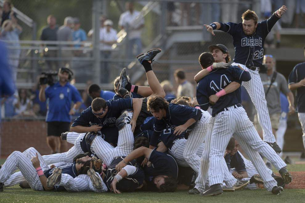 Photos: LHSAA State Championship Baseball _lowres