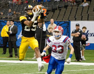 Nick Brossette leads University to 46-32 win over Parkview Baptist in Division II state title game _lowres