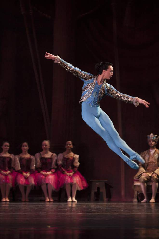Lafayette Ballet Theatre will present 'Cinderella' _lowres