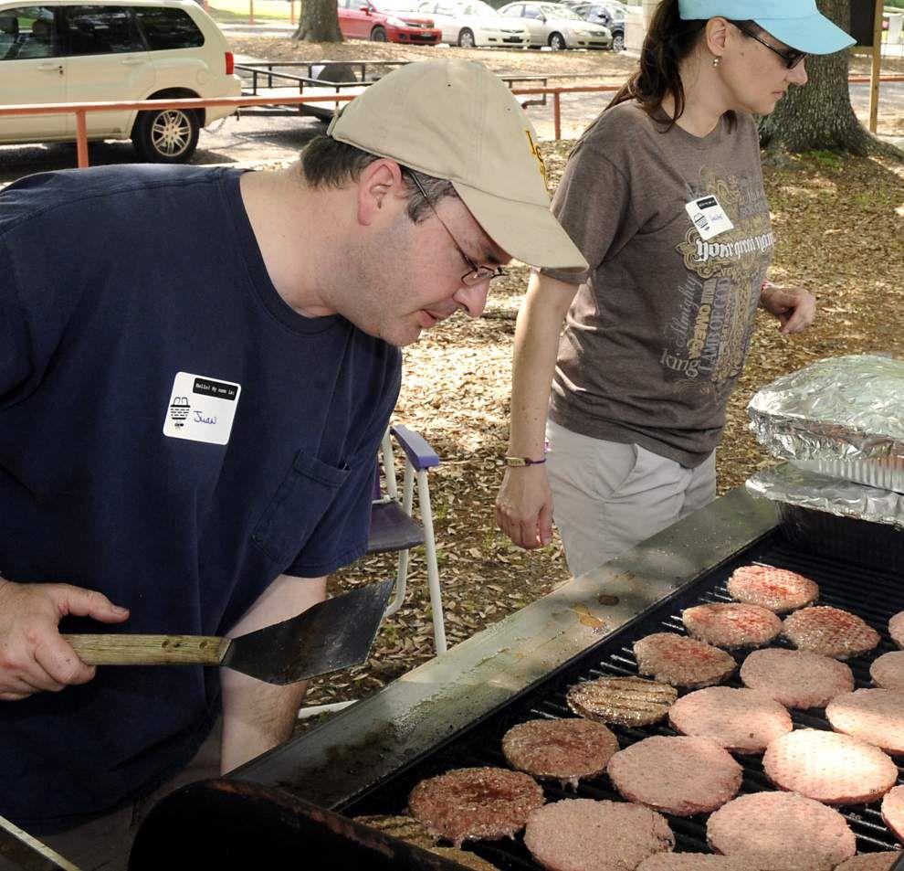 Photos: CASA volunteer picnic _lowres