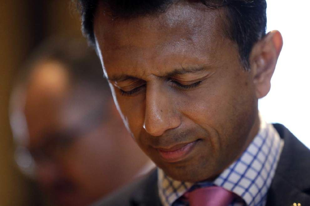 Our Views: Bobby Jindal gives final pre-session speech to lawmakers, awkward silences included _lowres