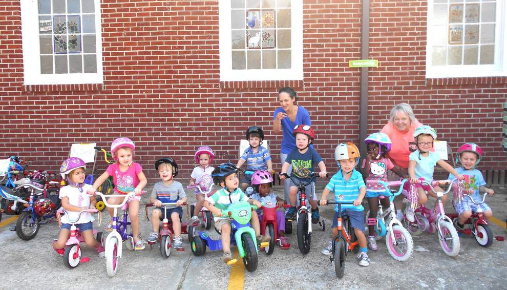 Trike-a-thon raises awareness, funds for St. Jude's _lowres