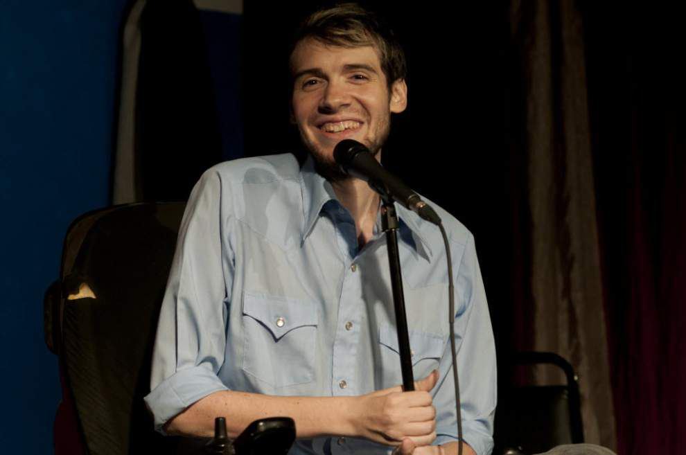 Comedian, disability advocate Jonah Bascle dies at 28 _lowres