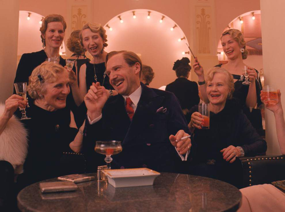 Southern film critics name 'The Grand Budapest Hotel' top film _lowres