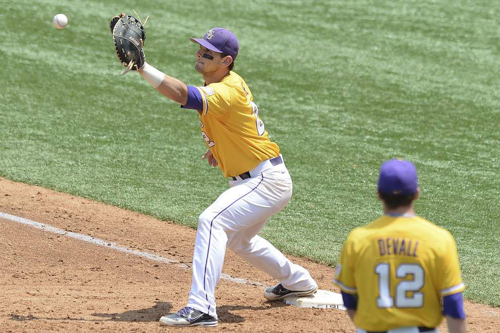 LSU baseball, football chat with Ross Dellenger, Tuesday at 11 a.m. _lowres