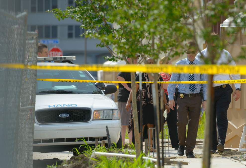 HANO officer found shot to death Sunday morning in Central City; neighbors say unlit block was a tragedy waiting to happen _lowres