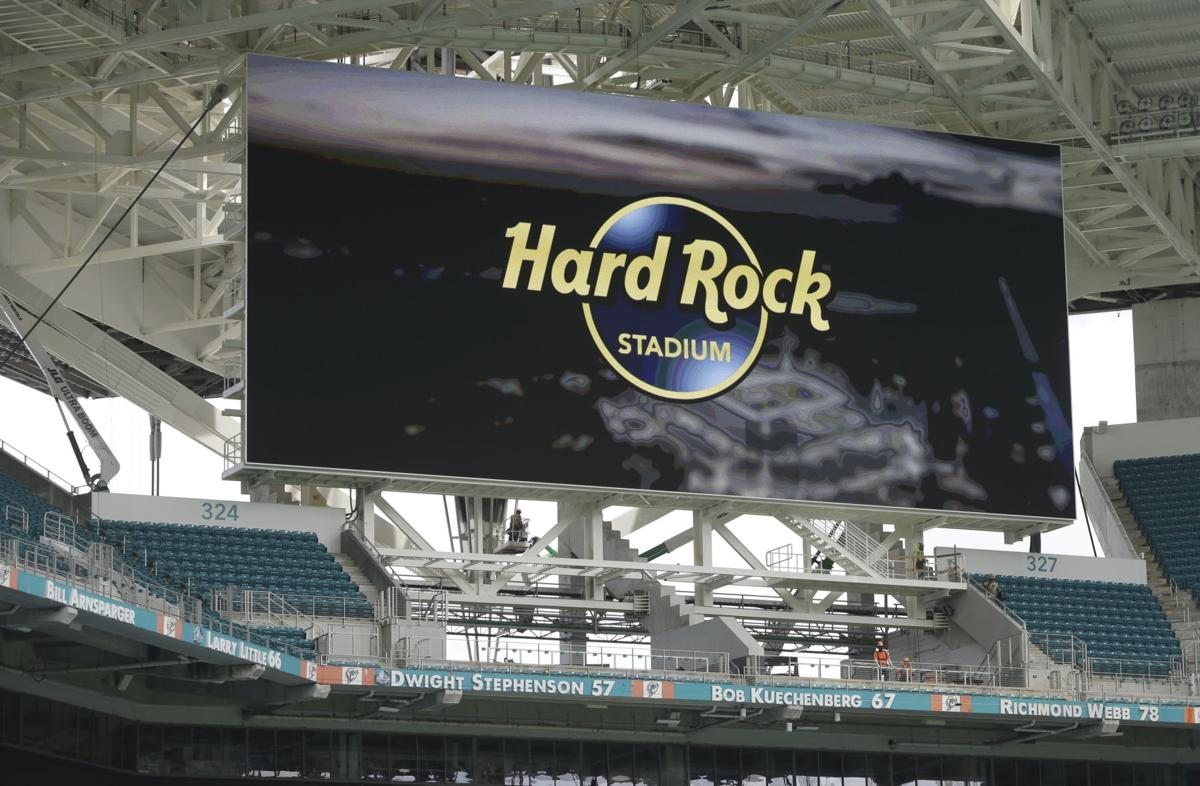 Dolphins Stadium Name