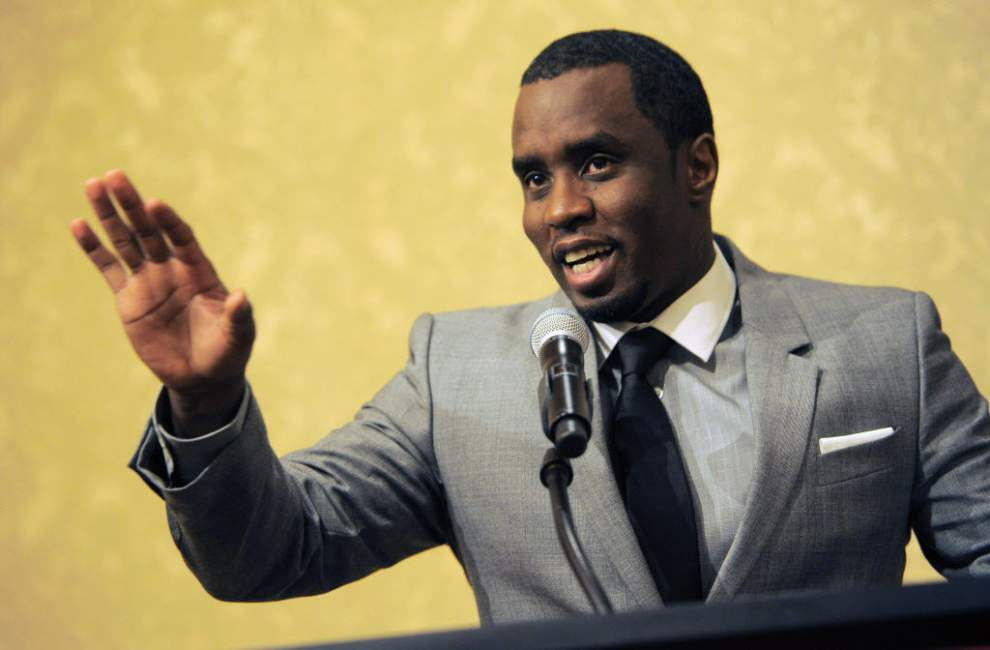 Sean Combs to speak at Howard U. commencement _lowres