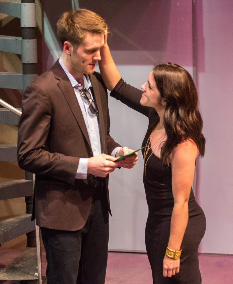 A twisting comic tale, 'Two Gentlemen of Verona' at Tulane's Shakespeare Festival _lowres