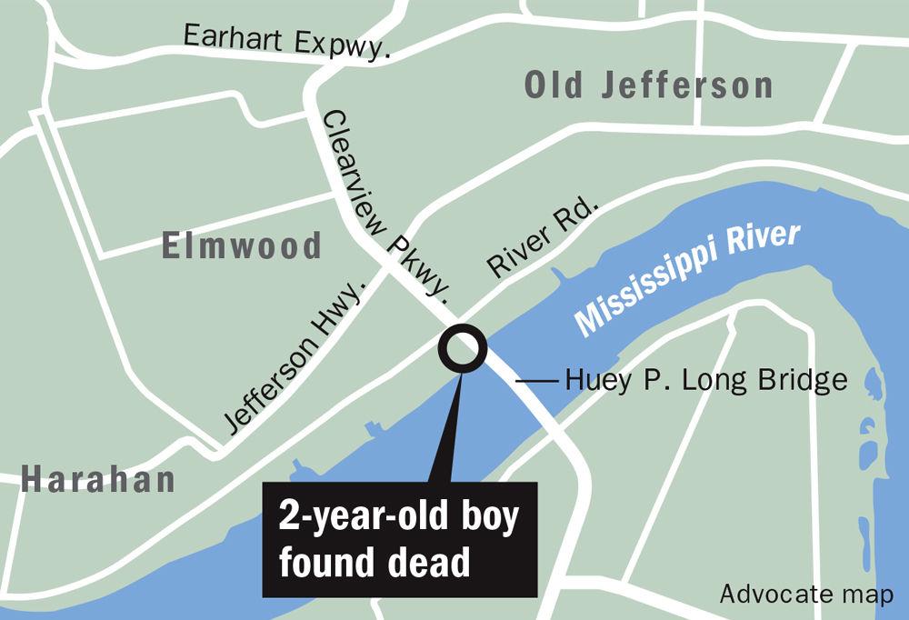 Map: 2-year-old boy found dead _lowres