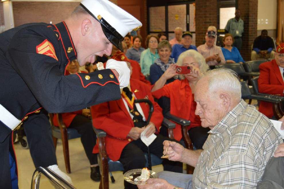 Ceremony celebrates veterans in Jackson _lowres