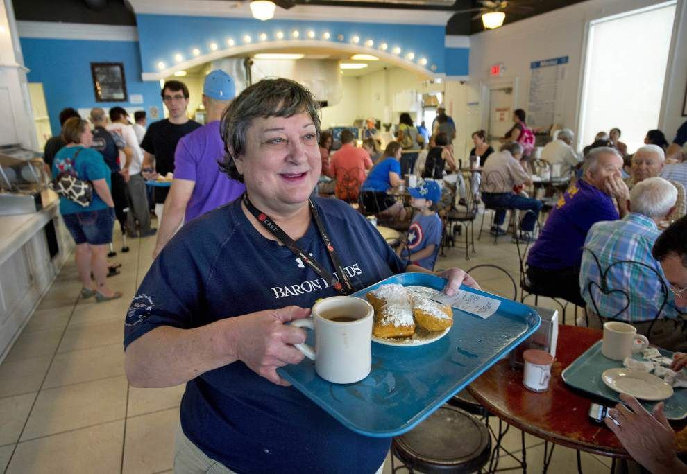 Sweet deal: Baton Rouge's Coffee Call offers 1976 prices for a day to mark 40th anniversary _lowres