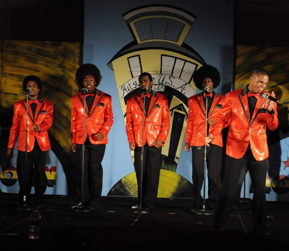 Legends of Motown show to benefit BRMHS radio training program _lowres