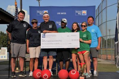 Kickball tournament benefits United Way _lowres