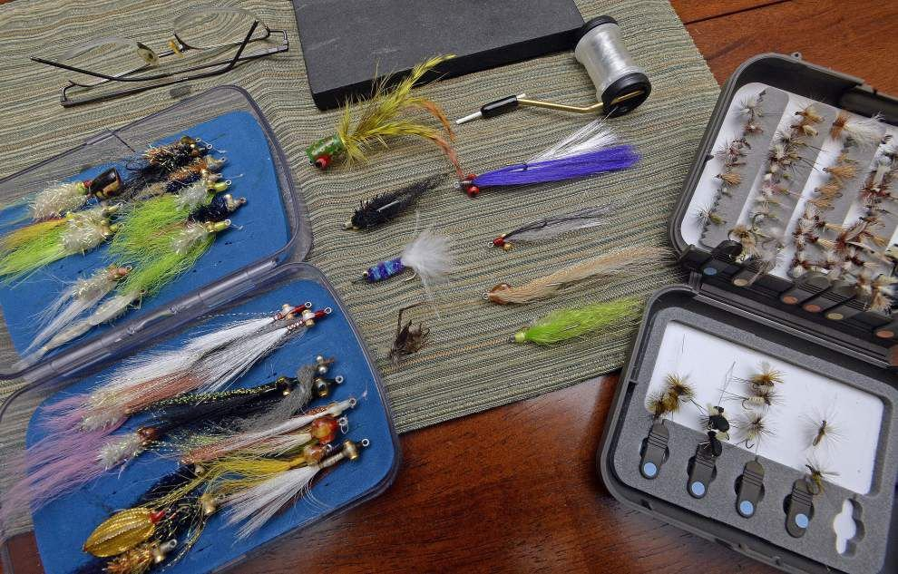 Saturday to be special for fly fishers at Waddill Wildlife Education Center _lowres