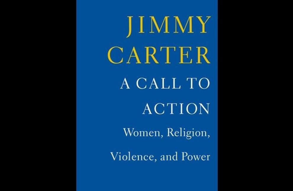 Carter writes about prejudice against women _lowres