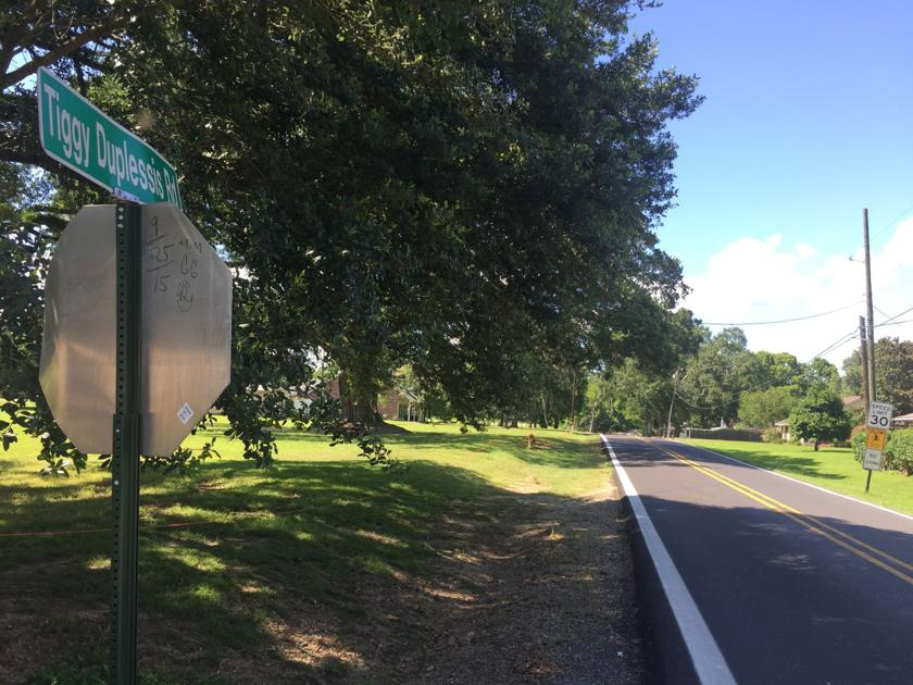 Tiggy Duplessis Road homeowners question whether Ascension road work is really needed