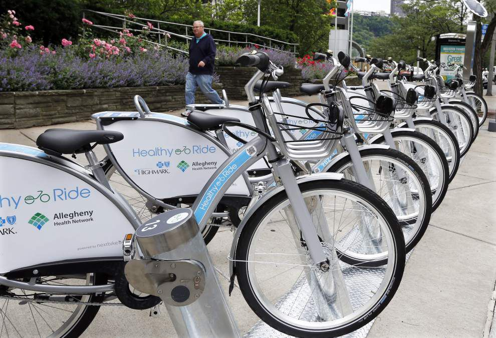 Baton Rouge officials to meet with EPA experts over possible 'bike share' program _lowres