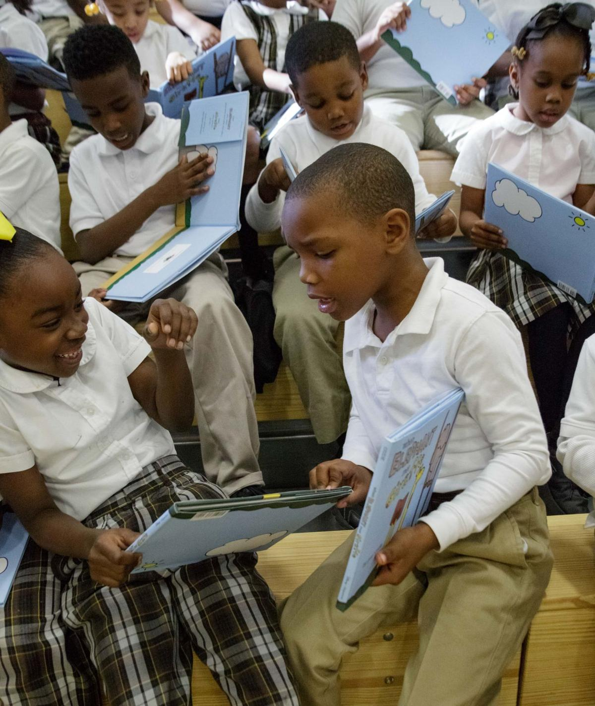 Moton Charter School Again Accused Of Failing To Serve
