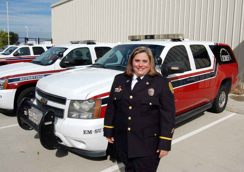 National Paramedic of the Year works as EMS instructor _lowres