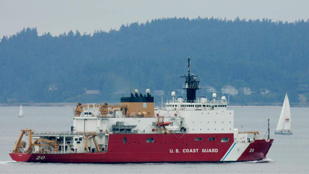 Nations vie for clout in Arctic; U.S. far from lead _lowres