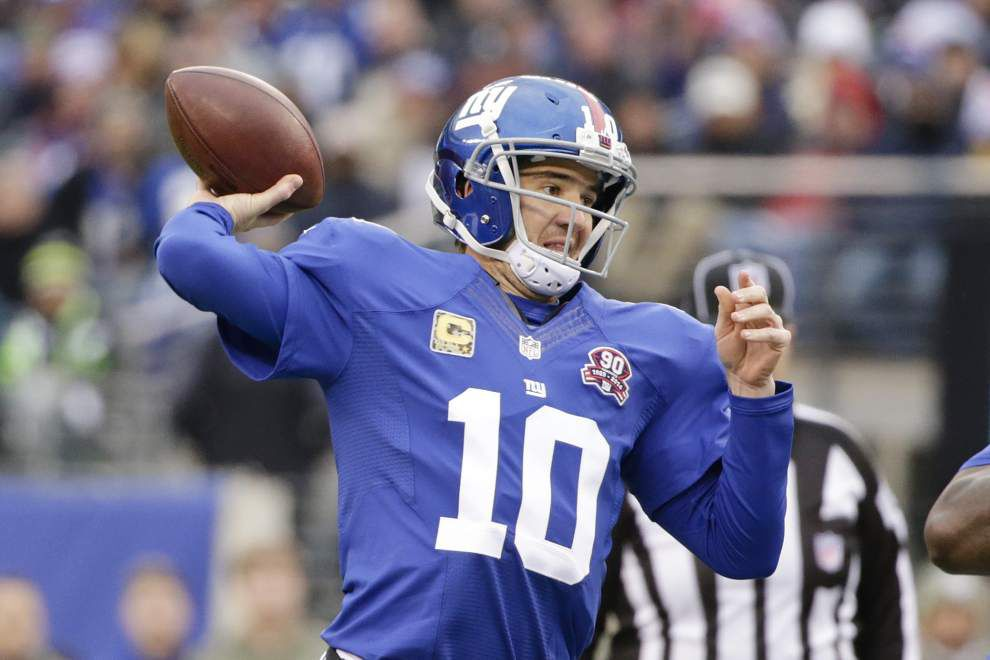 Eli Manning says he has a lot of good years left _lowres
