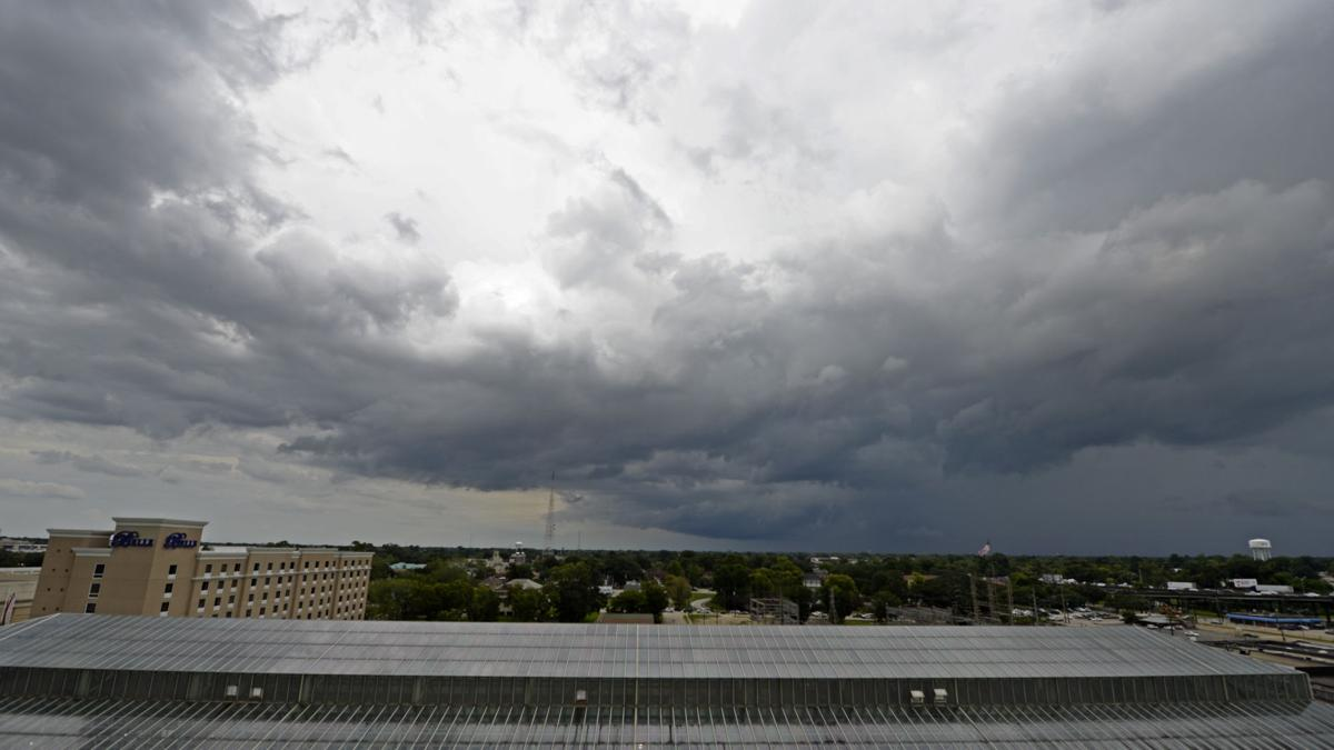 BR-area weather alerts, advisories, updates; track storms on radar