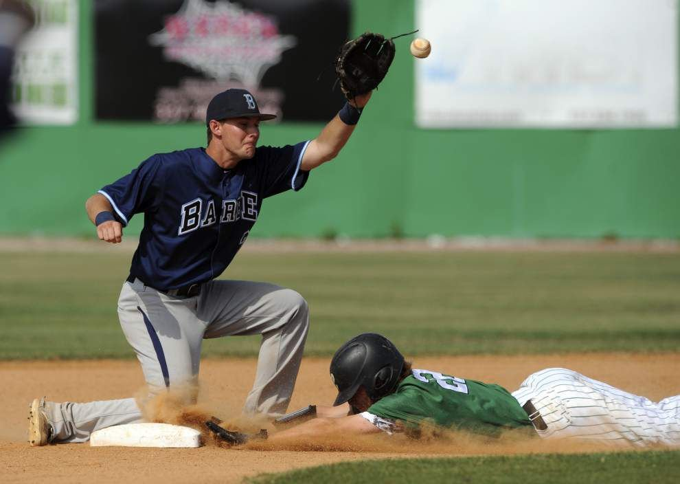 Barbe hangs on to beat Lafayette 3-2 in quarterfinal baseball series _lowres