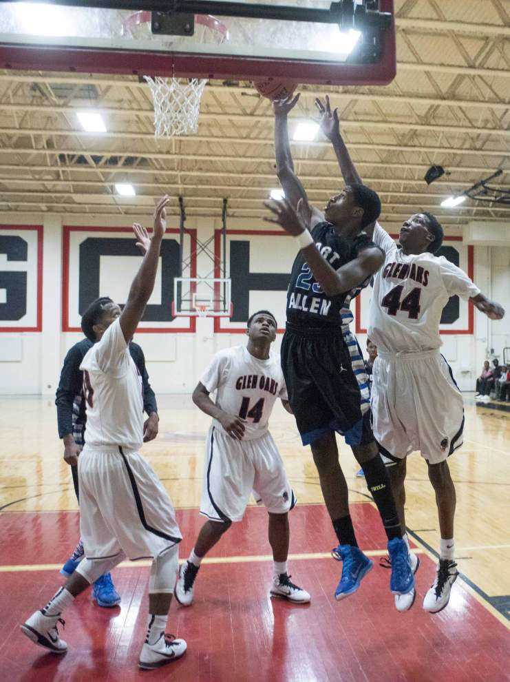 Port Allen's hot shooting spoils Glen Oaks' Senior Night _lowres
