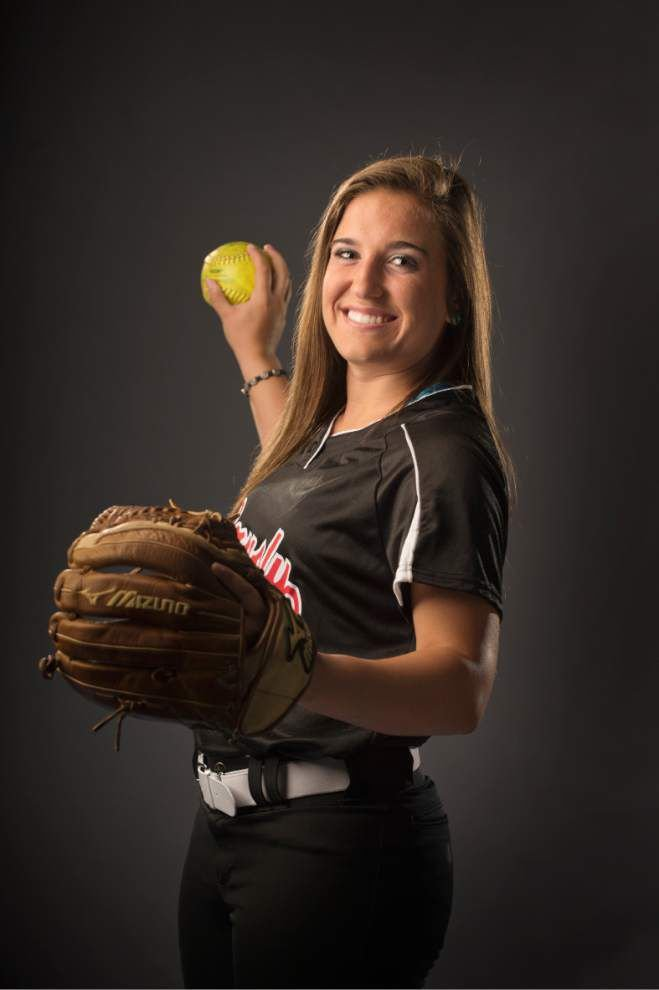 The Advocate's All-Metro softball team: Classes 3A and below _lowres