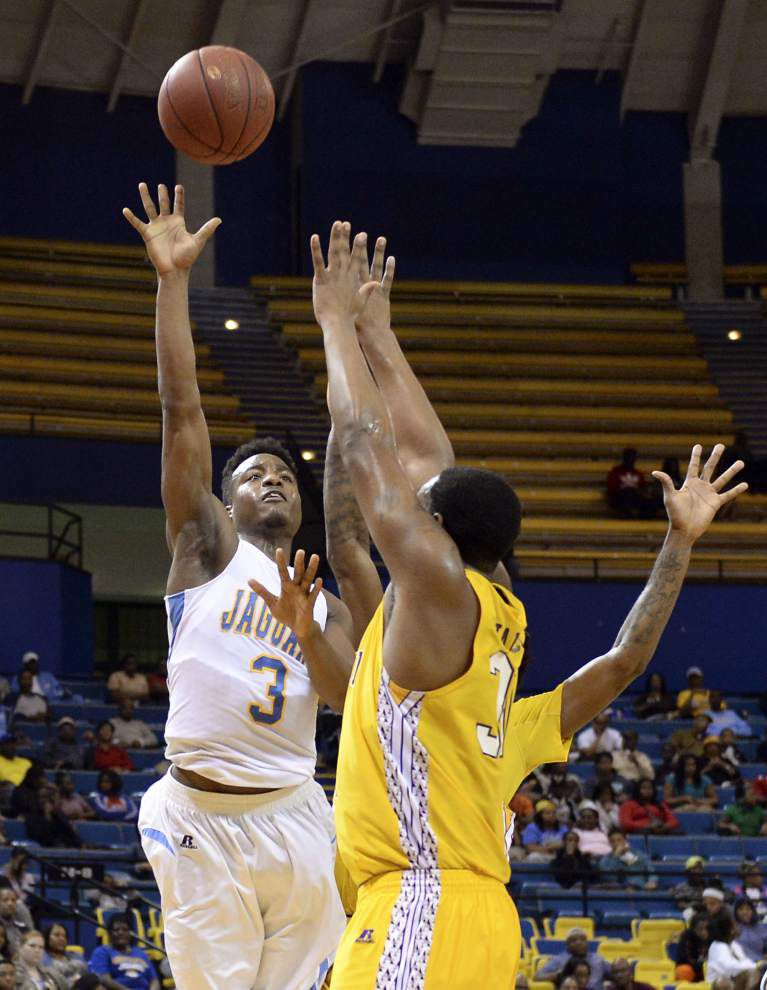 Southern basketball roster evolving in wake of departures _lowres