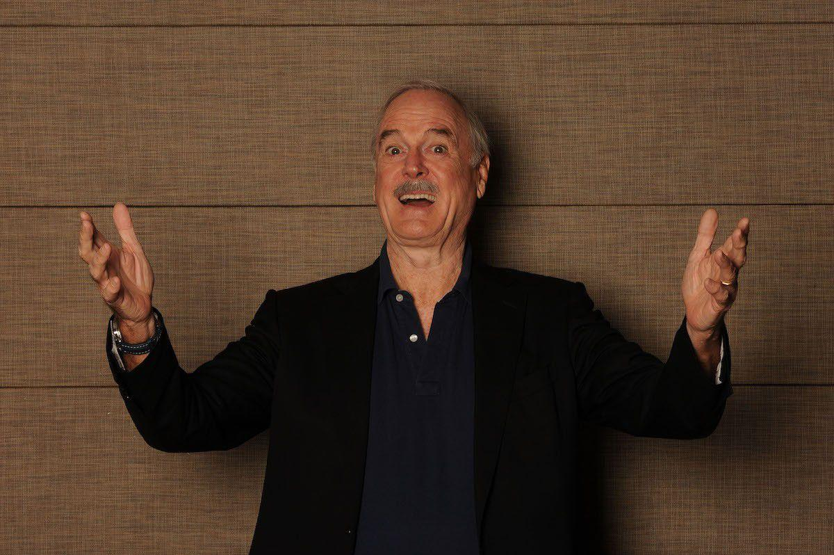 John Cleese returns to New Orleans for Q&A, stories and Holy Grail screening_lowres
