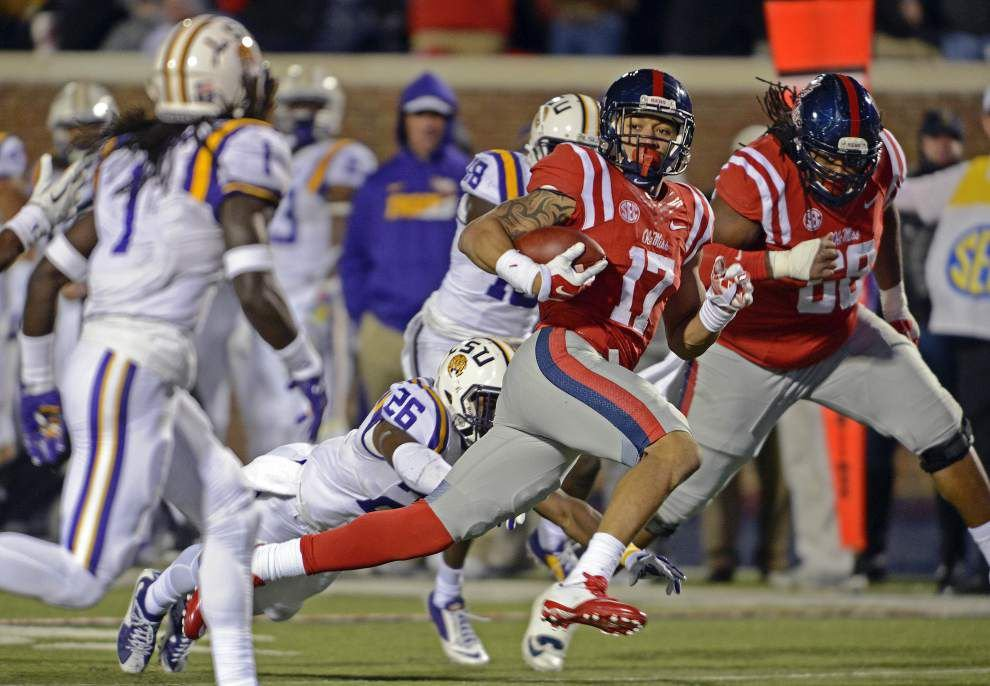 Ole Miss players embrace school's history with Sugar Bowl _lowres