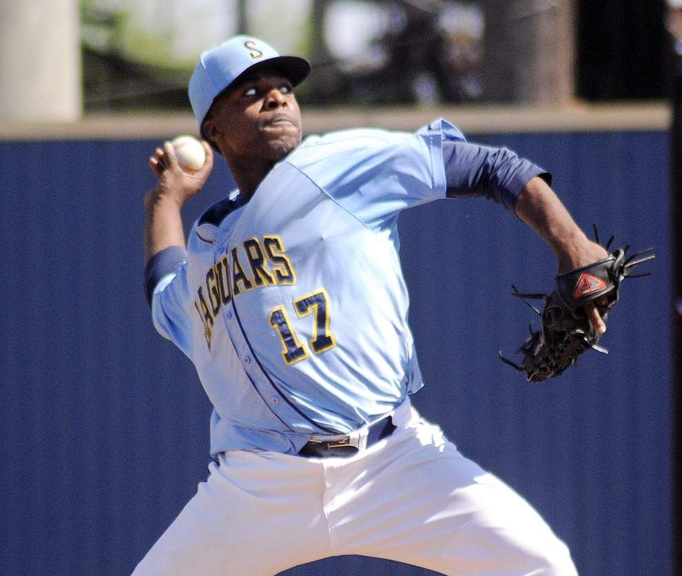 Southern visits Arkansas-Pine Bluff looking to clinch berth in SWAC tournament _lowres
