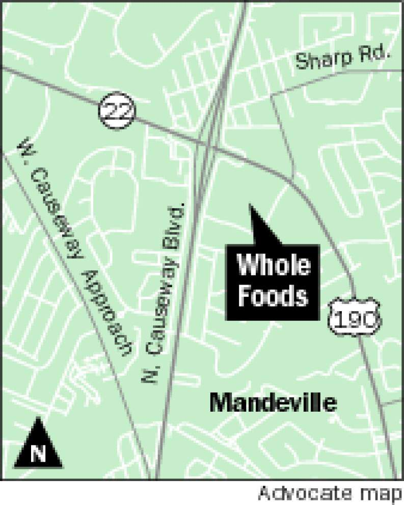 It's official: Whole Foods to open store in Mandeville _lowres