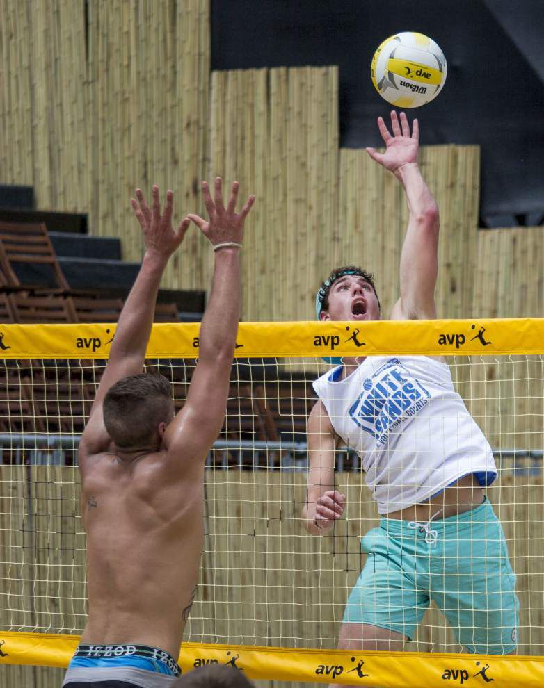 Evan Cory coming into his own on AVP tour _lowres