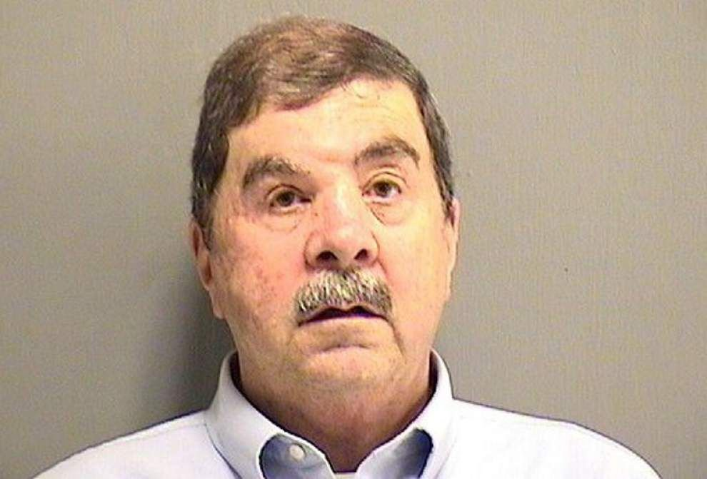Former DA Walter Reed's brother, Richard, turns himself in to St. Tammany jail _lowres
