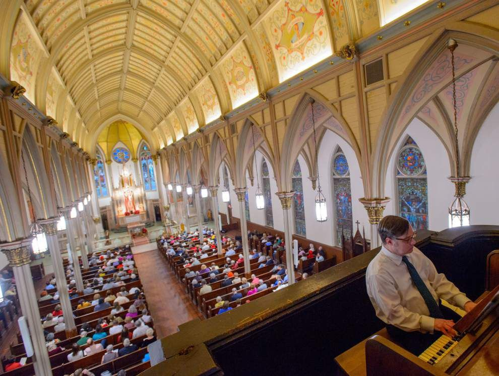 New Orleans church closed during archdiocese reorganization after Katrina officially reopens _lowres