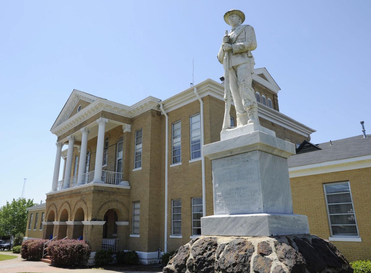 Confederate Monuments-Alabama