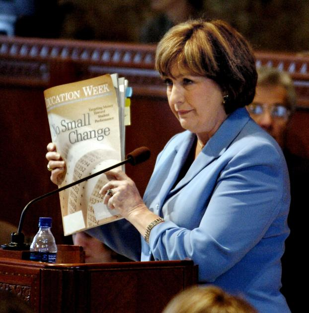 Gov. Blanco most influential woman in Louisiana history