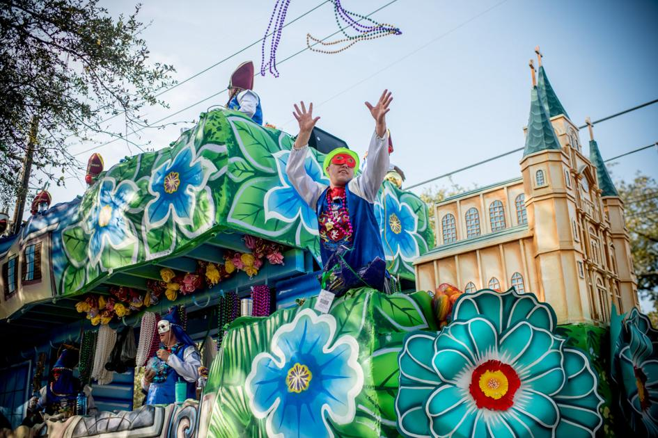 Mardi Gras on a roll: Rex Duke previews the parades of the first weekend of Carnival 2019