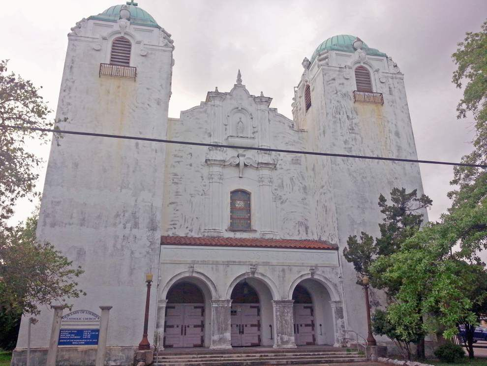 Archdiocese to sell historic Our Lady of Lourdes Church on Napoleon Avenue _lowres